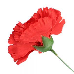 flor clavel 12 cm