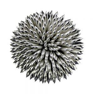 flor crisol plata
