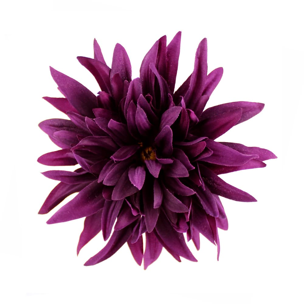 flor dalia teodora morado