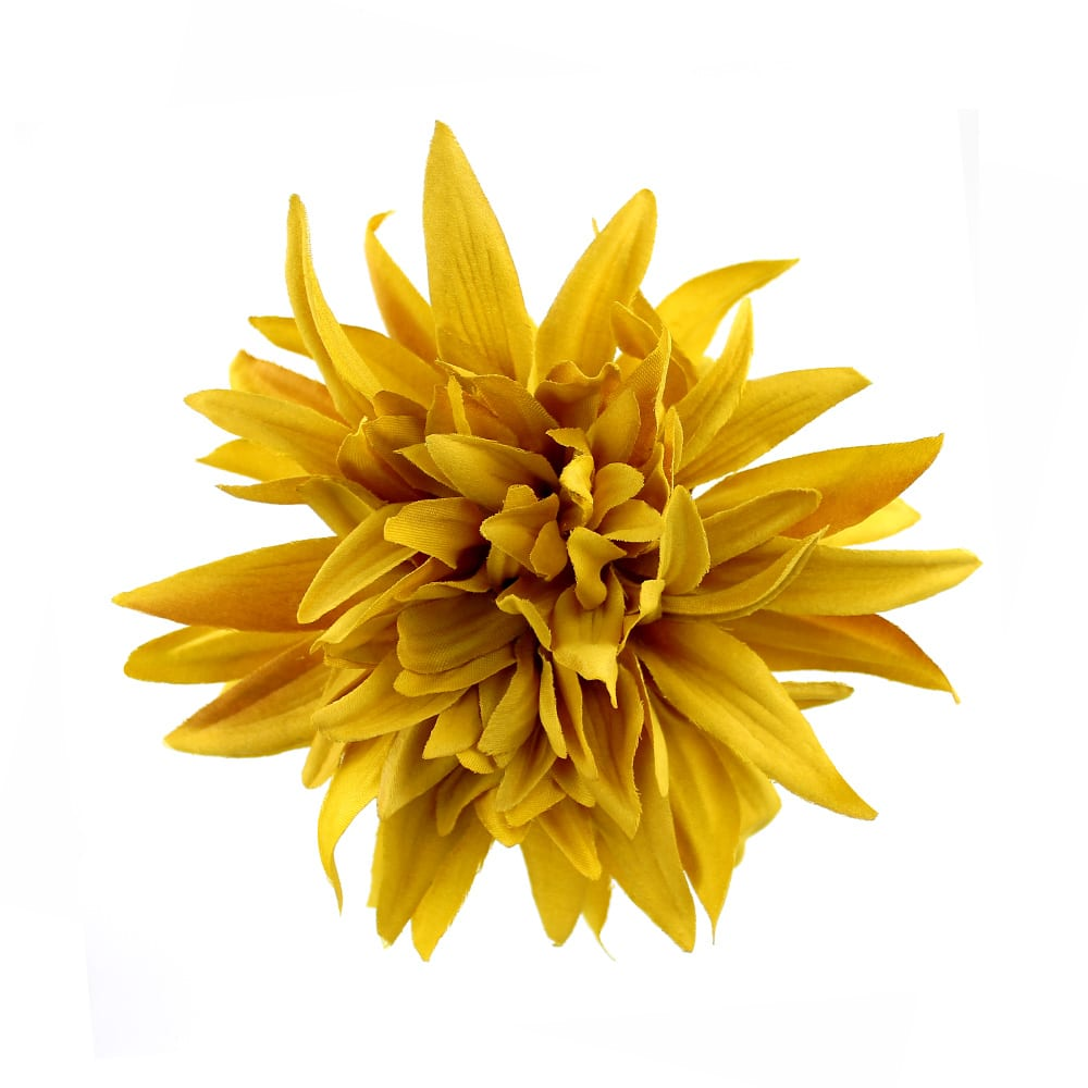 flor dalia teodora mostaza