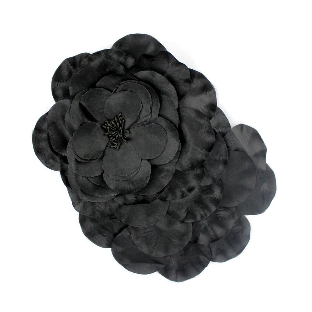 flor frida negro