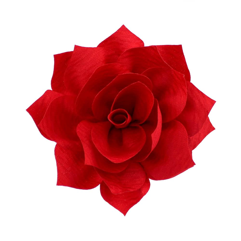 flor stella rojo