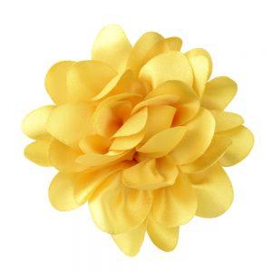 florecillas 10 cm amarillo
