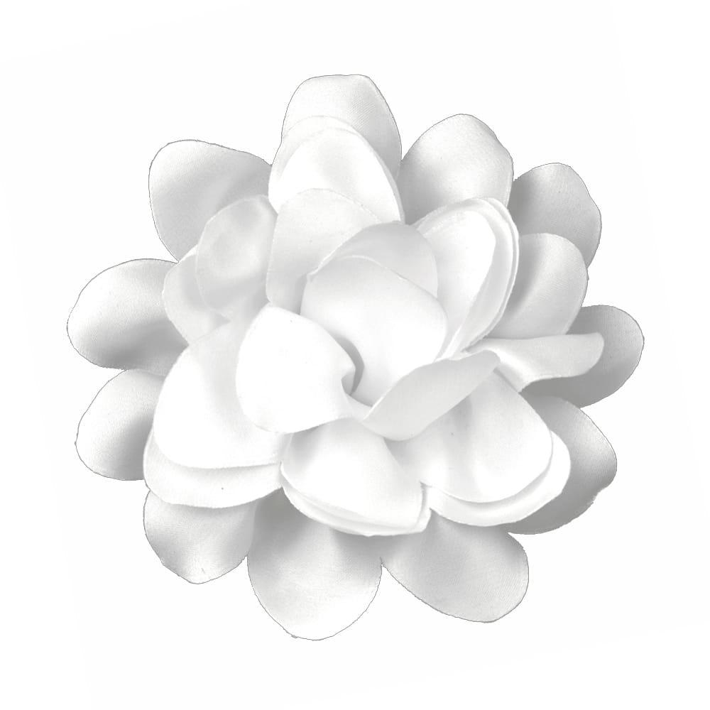 florecillas 10 cm blanco
