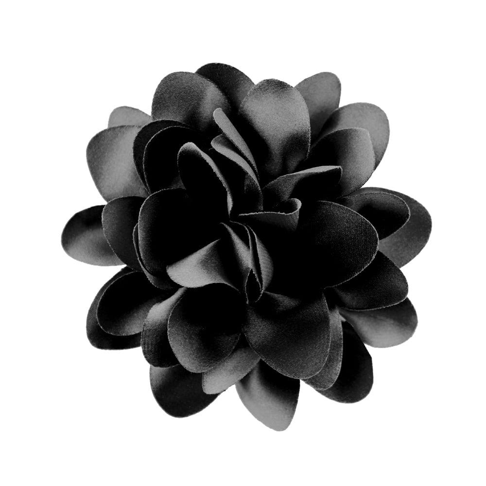 florecillas 10 cm negro