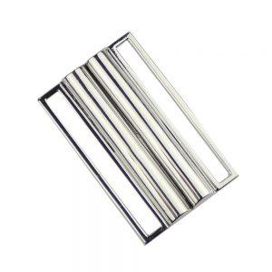 hebilla 6 cm nº2 plata