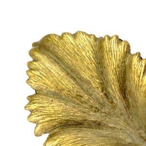 hoja laton saphire oro viejo