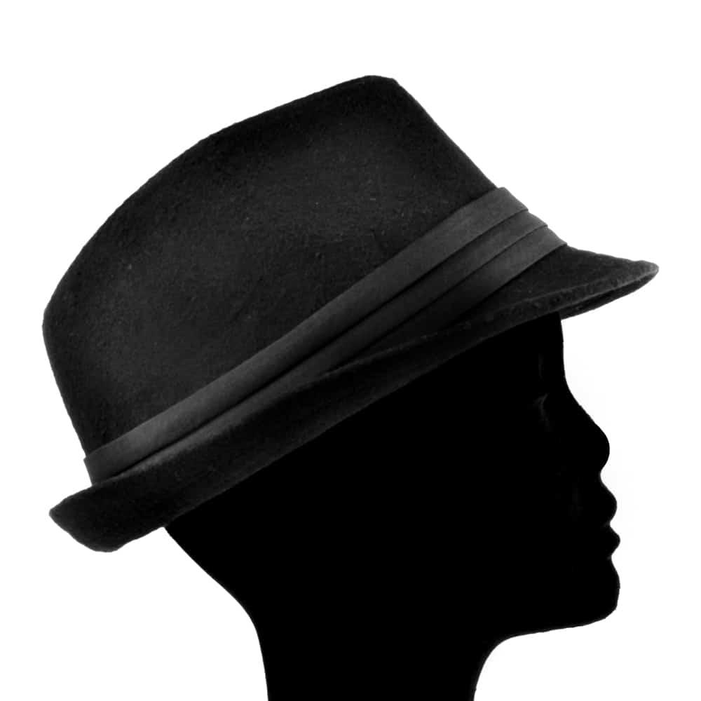 mascota fieltro negro III