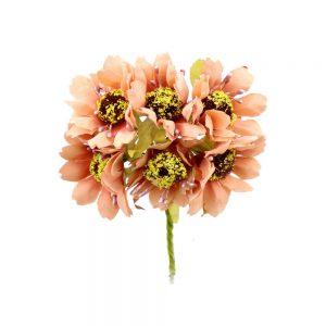 ramillete daisy rosa nude