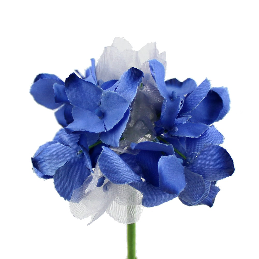 ramillete hortensia jana azul klein