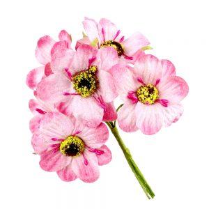 ramillete velvet rosa palo