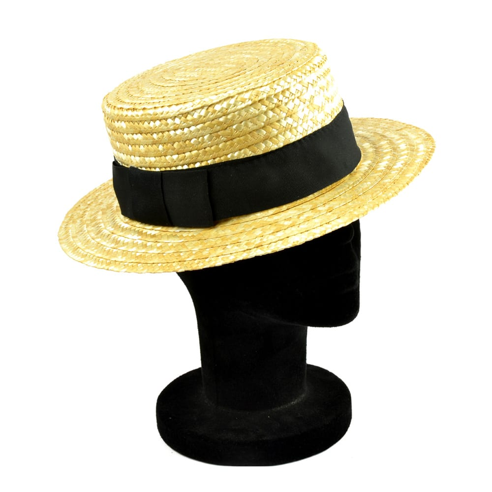 sombrero canotier 2
