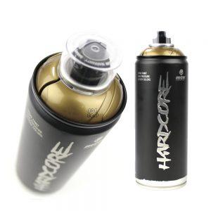 spray primera calidad metalizado oro