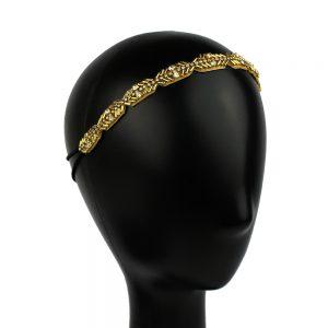tiara elastica diana oro