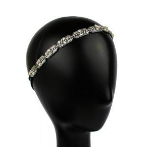 tiara elastica diana plata