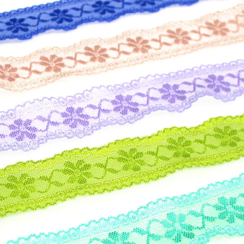 tira elastica nylon 3 cm