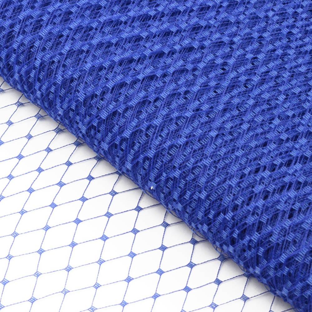 velo liso 23 cm azul klein