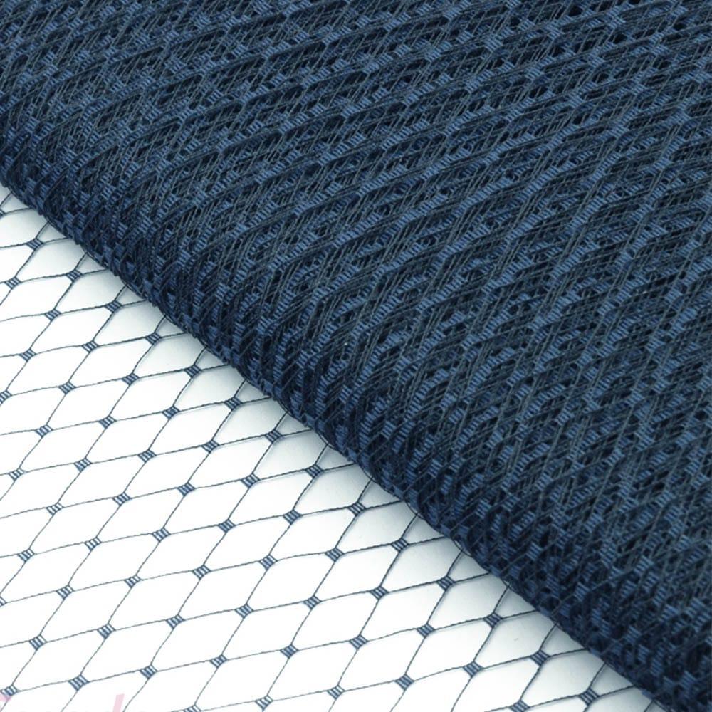 velo liso 23 cm azul marino