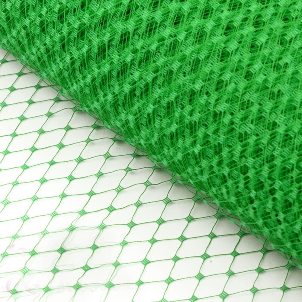 velo liso 23 cm verde medio