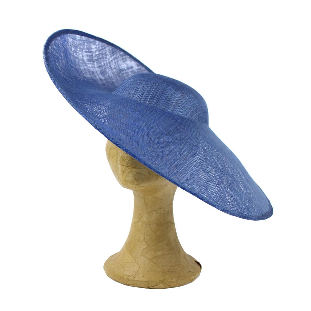 Pamela Mánchester inclinada azul klein