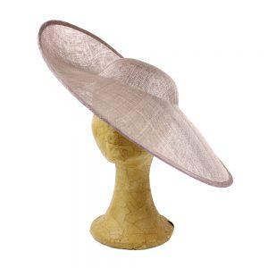 Pamela Mánchester inclinada rosa nude oscuro