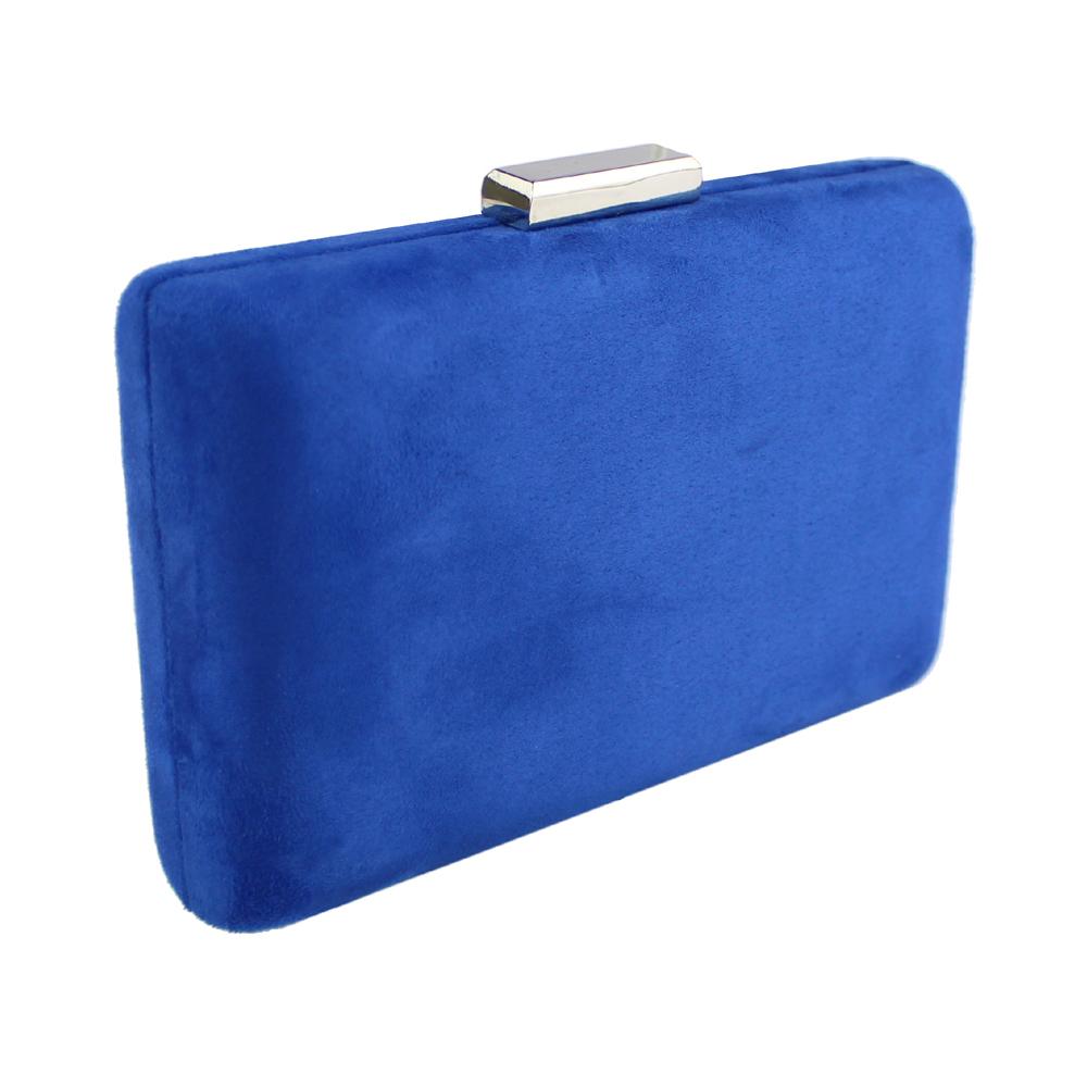BOLSO ANCORA azul klein