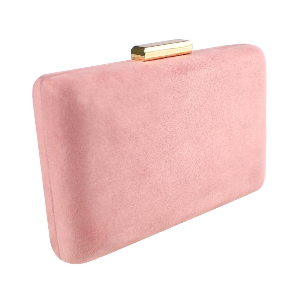BOLSO ANCORA rosa maquillaje
