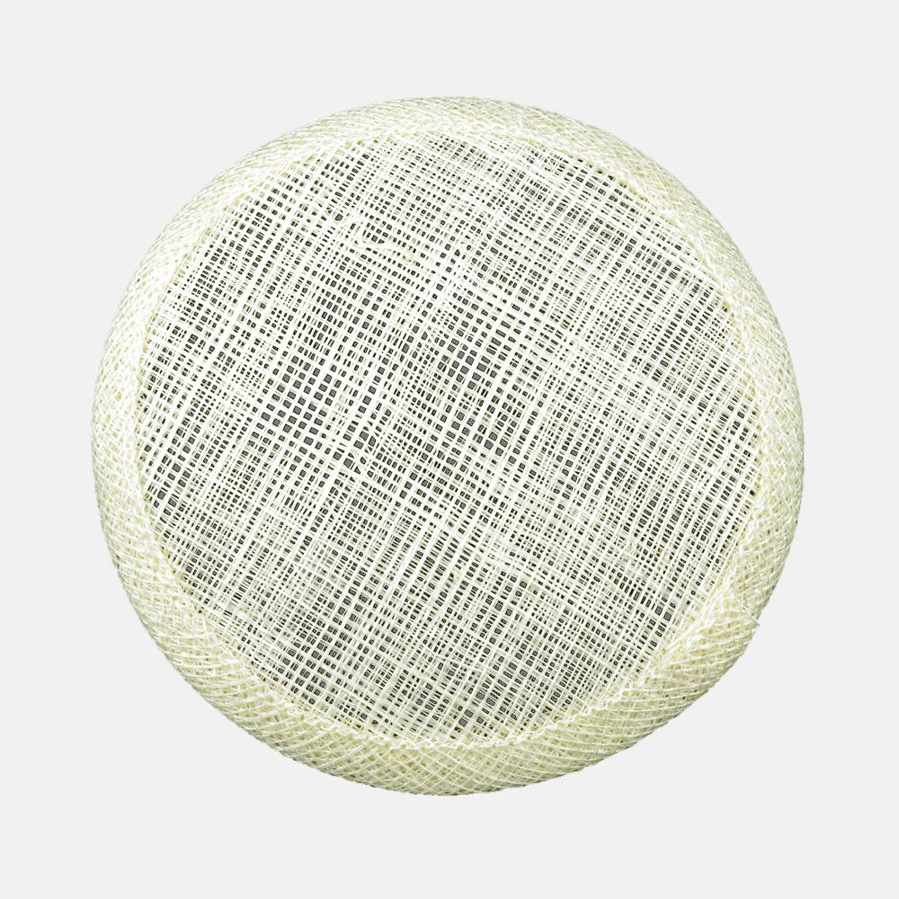 Base circular 11 cm crudo