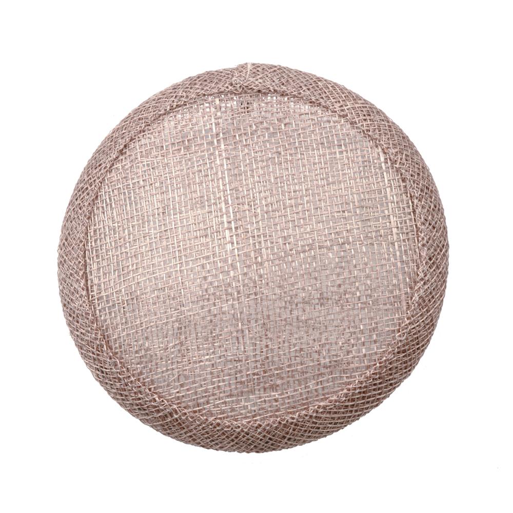 Base circular 11 cm rosa nude oscuro