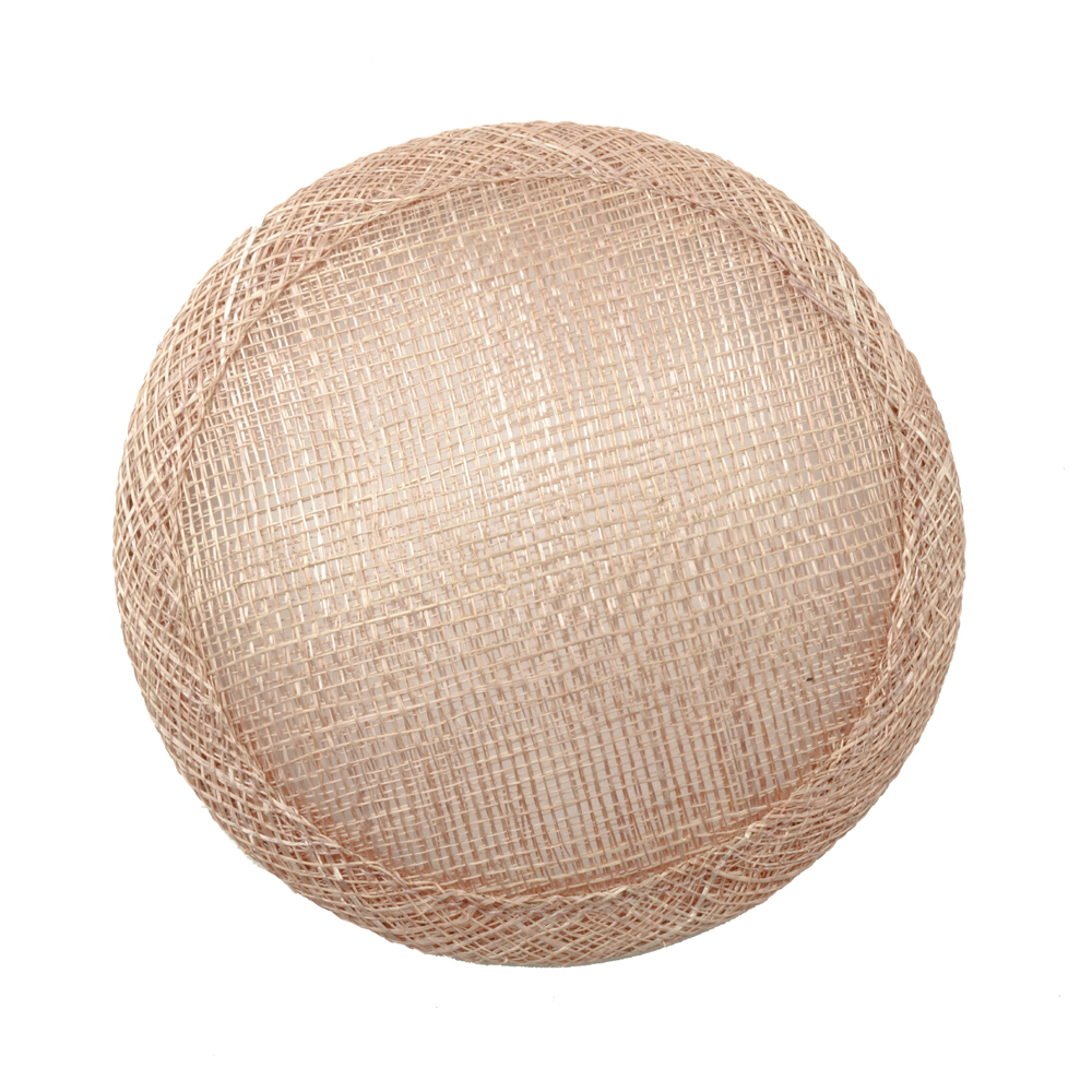 Base circular 11 cm rosa nude