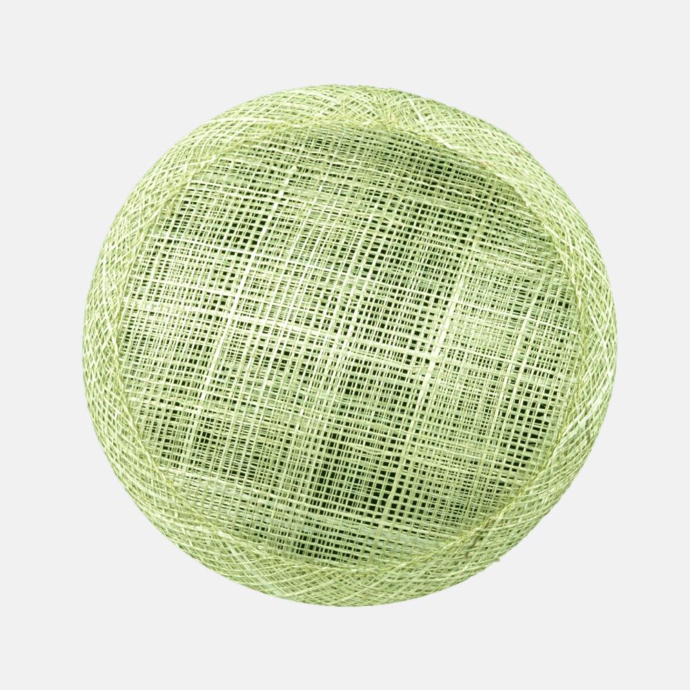 Base circular 11 cm verde claro