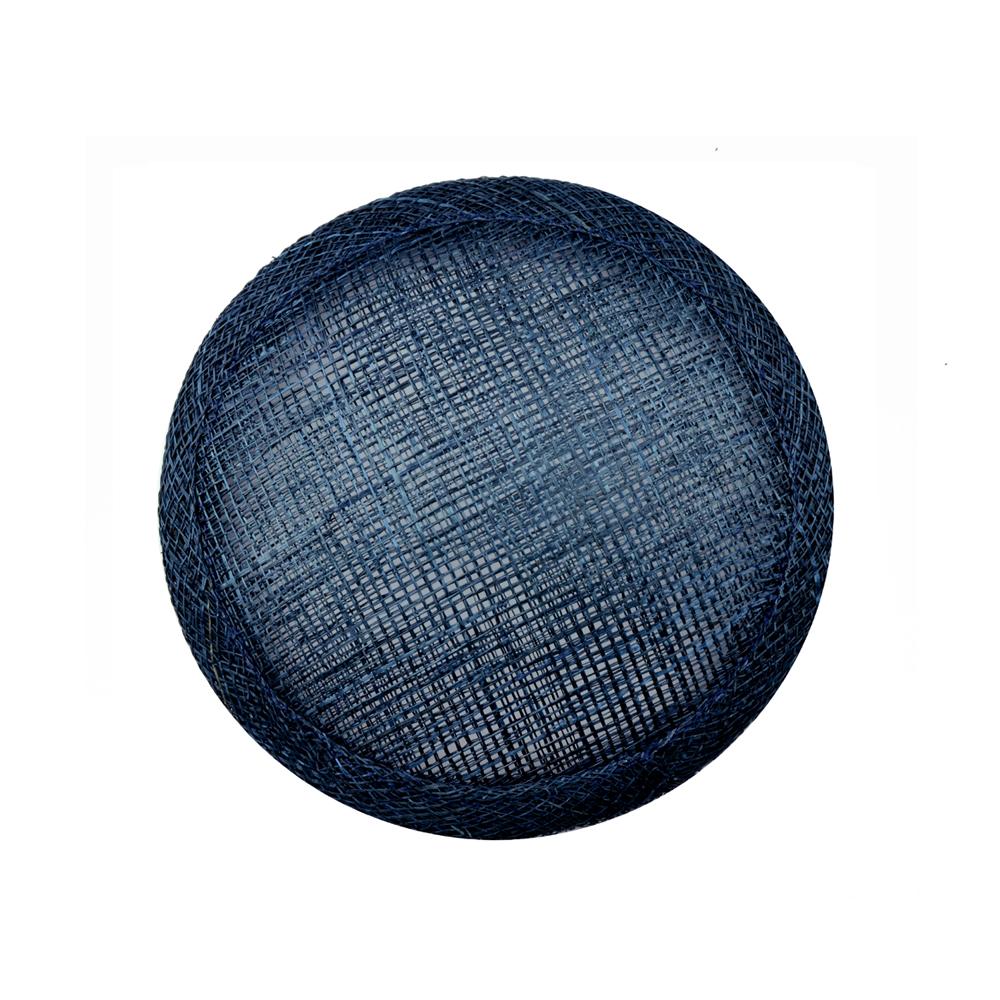 Base circular 7 cm azul marino
