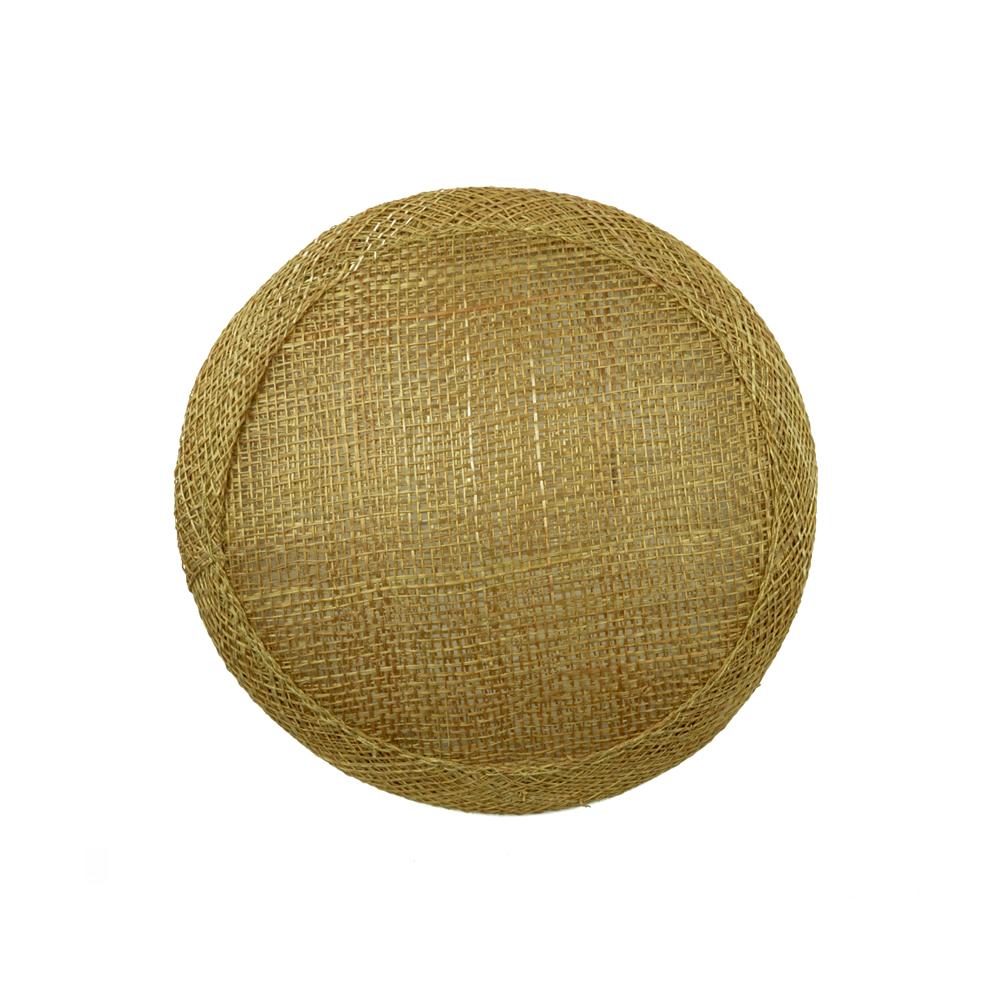 Base circular 7 cm oro viejo