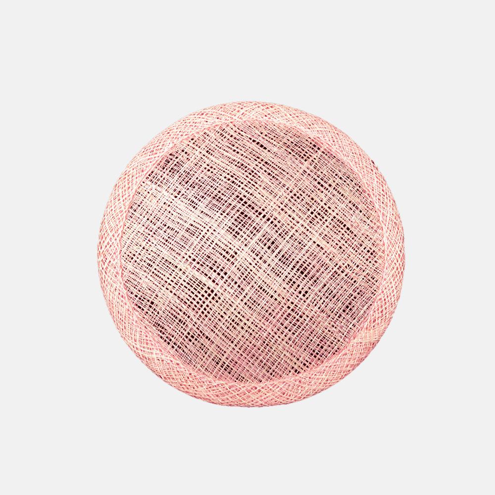 Base circular 7 cm rosa palo
