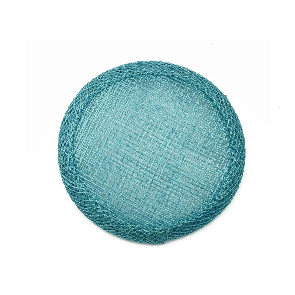 Base circular 7 cm turquesa