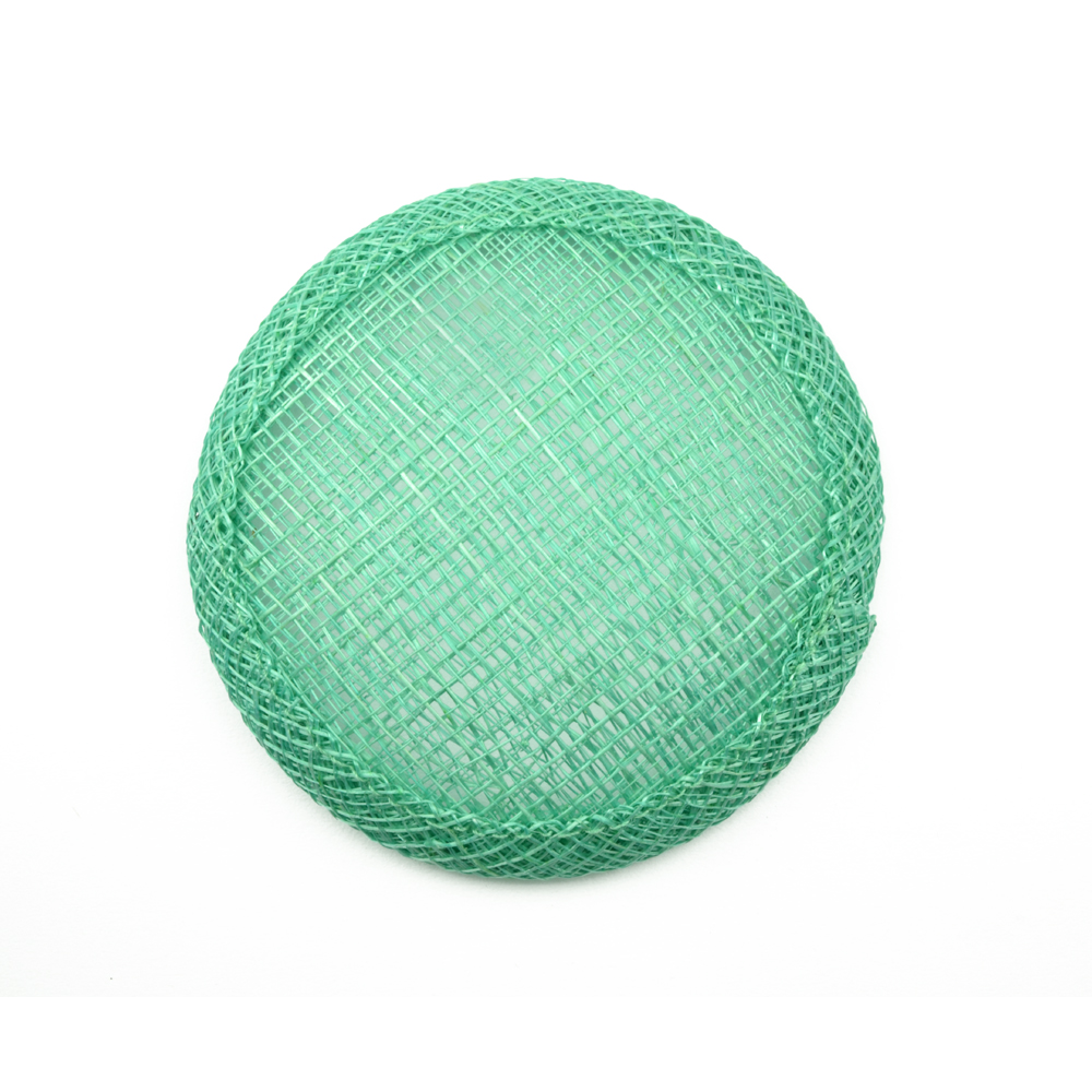 Base circular 7 cm verde agua