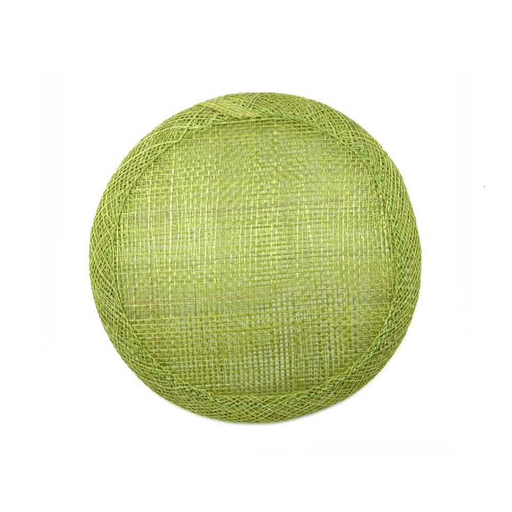Base circular 7 cm verde medio
