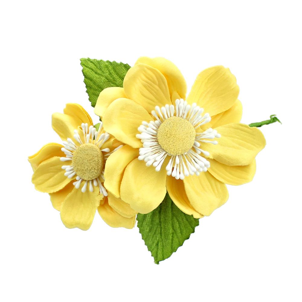 FLOR ROSAURA amarillo