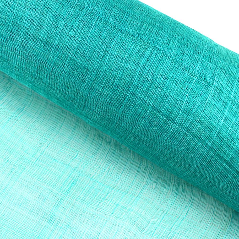 Sinamay 90 cm 1 calidad (21×21 DPI) jade