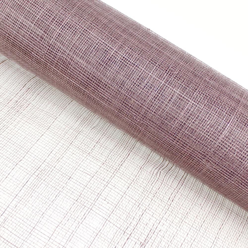Sinamay 90 cm 1 calidad (21×21 DPI) rosa nude oscuro