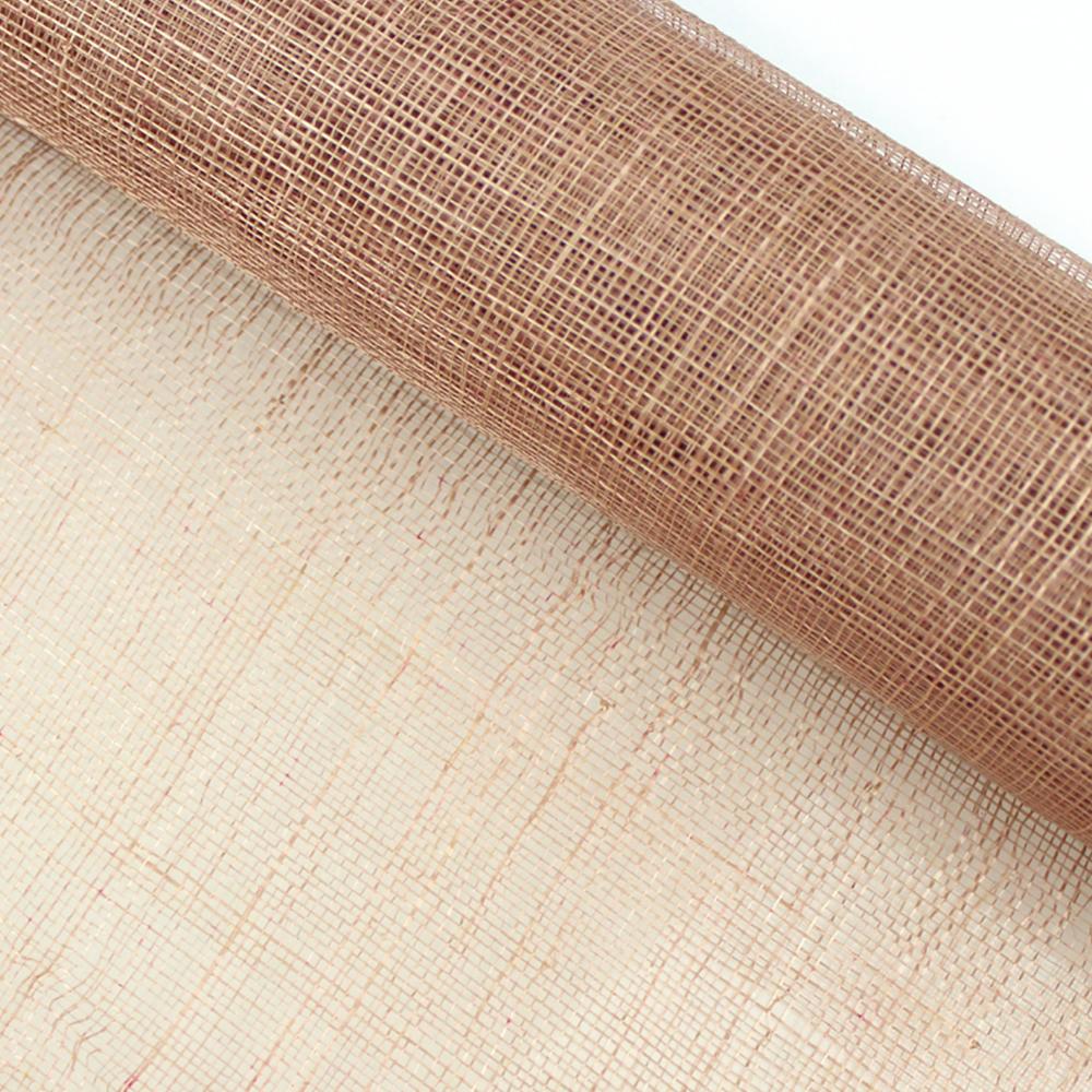 Sinamay 90 cm 1 calidad (21×21 DPI) rosa nude