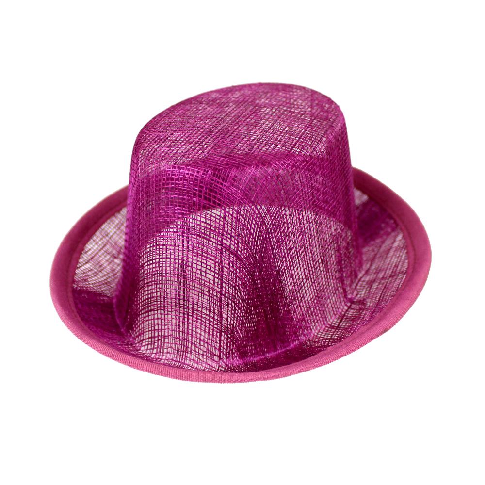 Sombrerito Mini Hat buganvilla