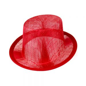 Sombrerito Mini Hat rojo