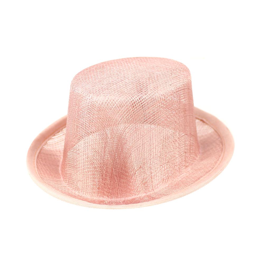 Sombrerito Mini Hat rosa nude