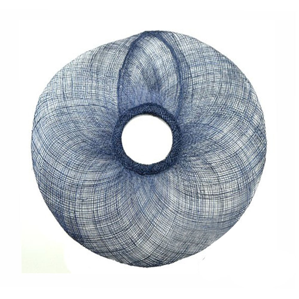 alas pamelas 25 cm azul marino