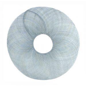 alas pamelas 45 cm azul empolvado