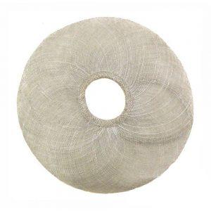 alas pamelas 45 cm gris plata