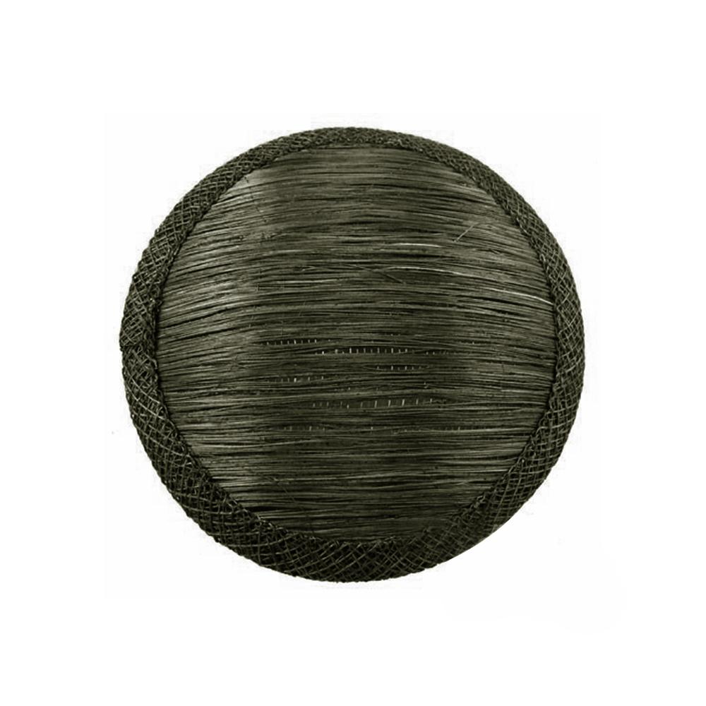 Base 11 cm de Abacá negro