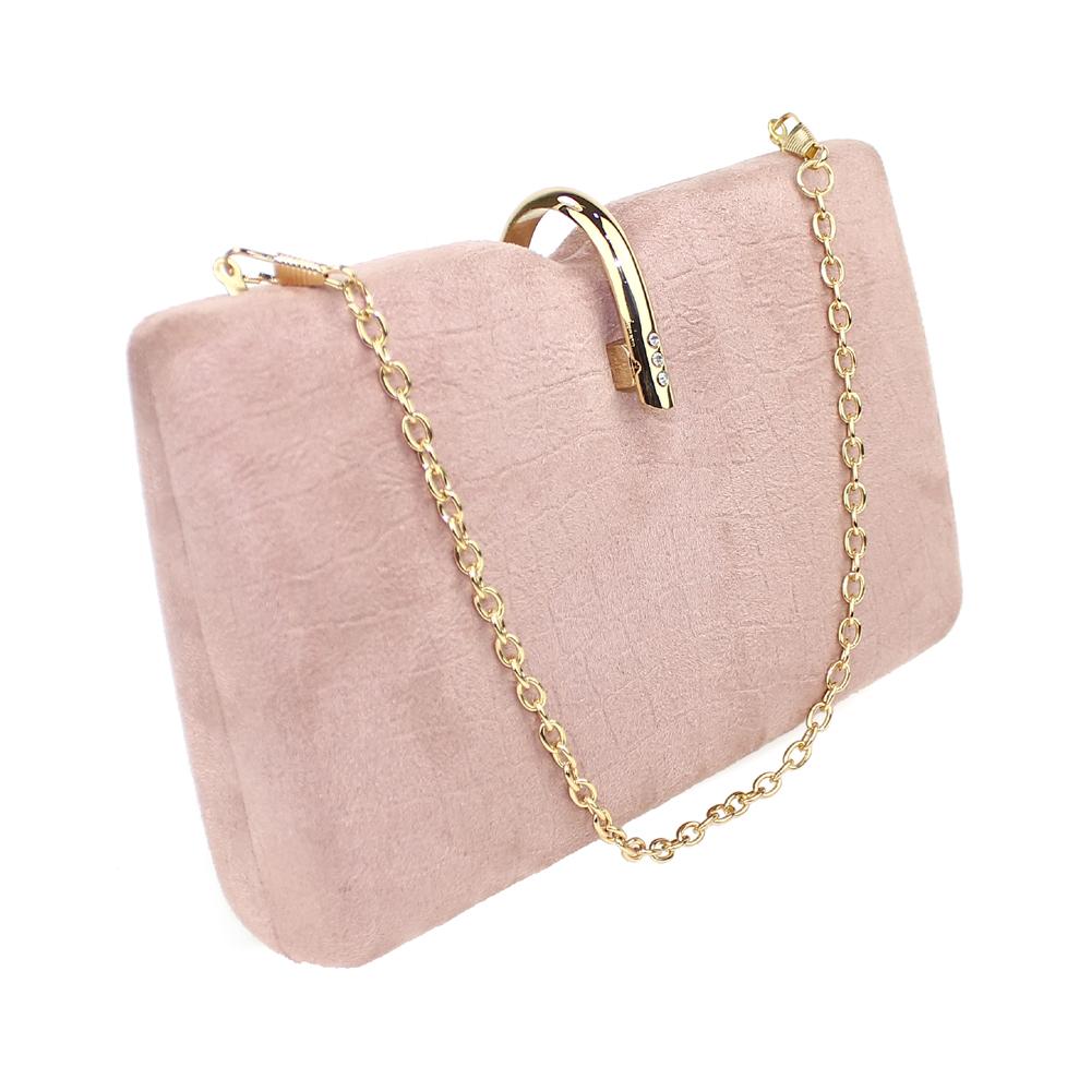 Bolso Matisse rosa nude