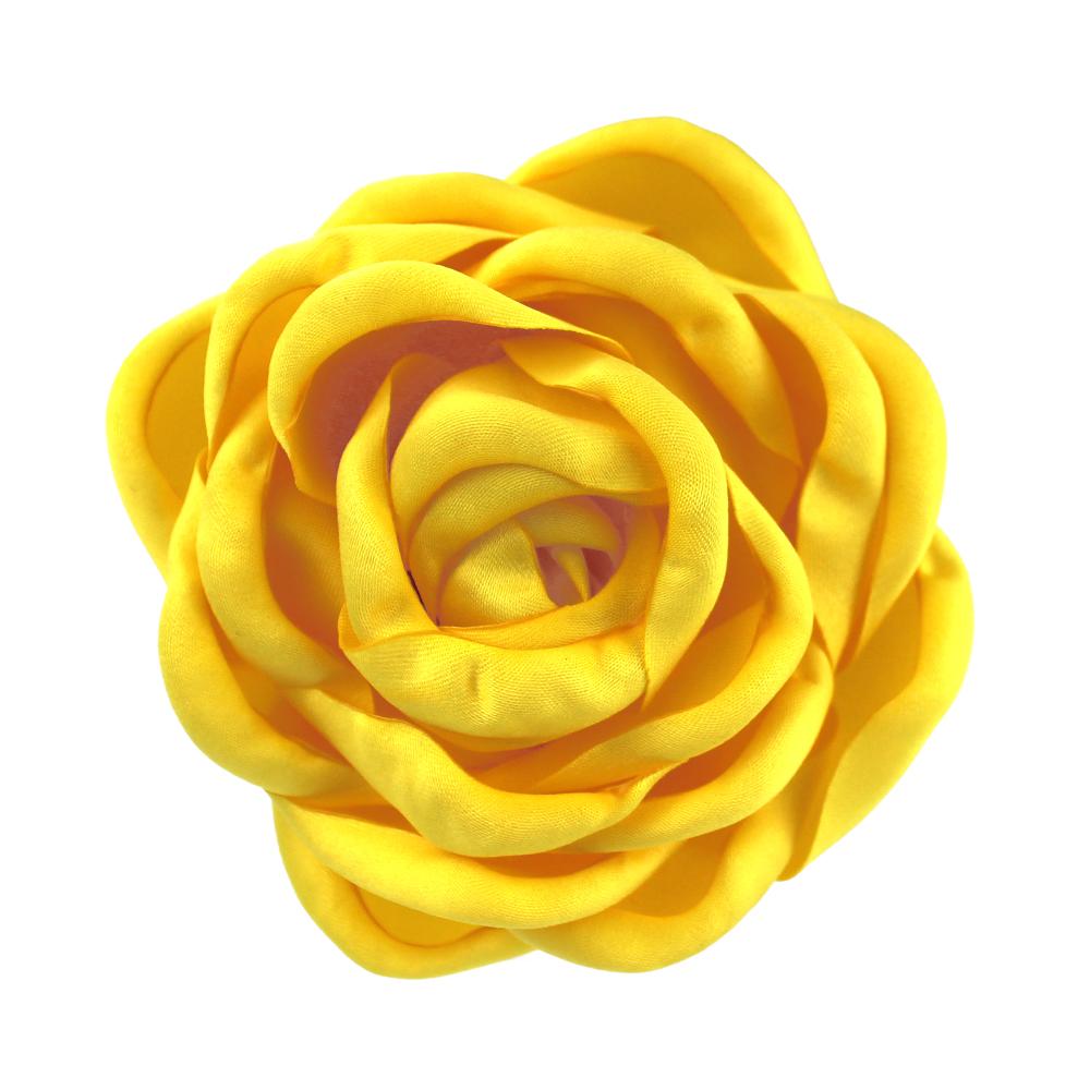 FLOR EUPHILIA amarillo